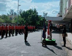 Read more about the article Lahirkan Calon Satpam Handal, PTP Buka Diktuk angkatan LIII