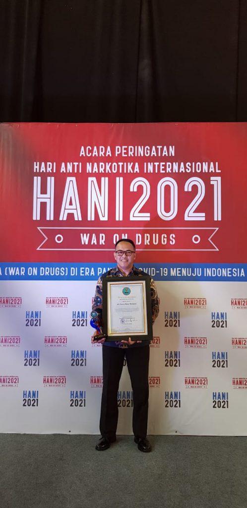 PTP menerima Penghargaan HANI 2021 nasional -  (1)