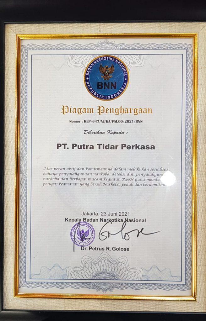 PTP menerima Penghargaan HANI 2021 nasional -  (3)