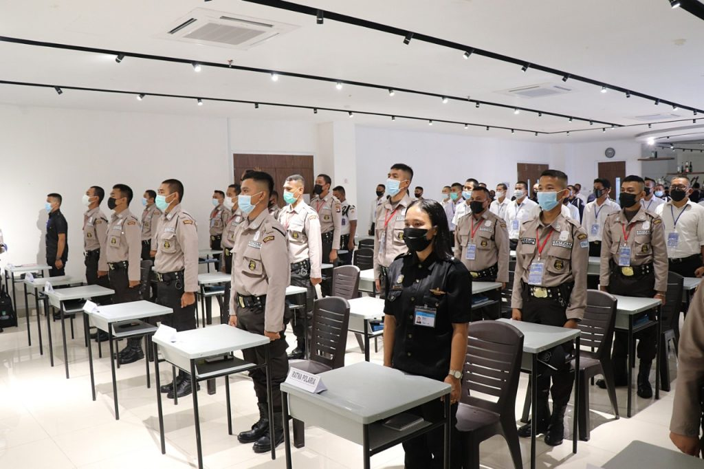 Pelatihan Disnaker Kota Batam Gada Pratama bersama LPK Putra Tidar Perkasa -  (3)