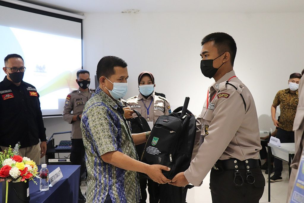 Pelatihan Disnaker Kota Batam Gada Pratama bersama LPK Putra Tidar Perkasa -  (5)