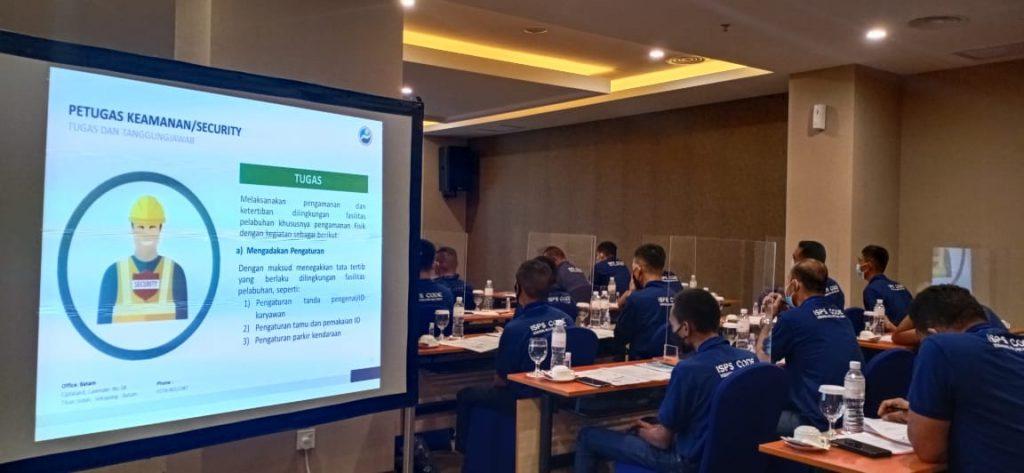 Training ISPS Code - IMO 3.24 Security - Putra Tidar Perkasa -  (1)