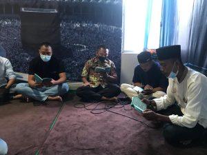 PTP Giatkan Yasinan dan Doa Bersama setiap Jumat sore kepada Personilnya