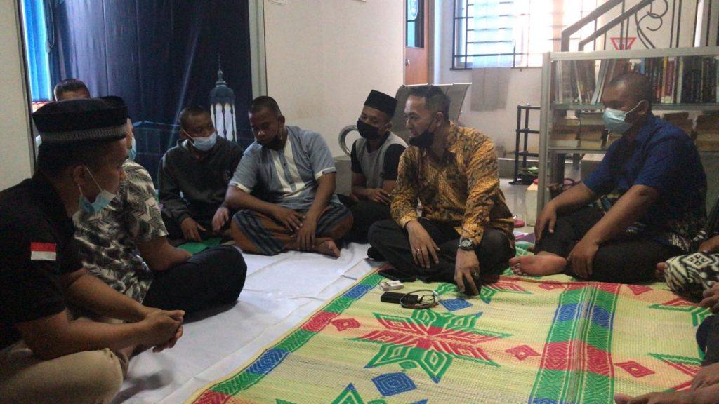 Yasinan dan doa bersama Satpam PTP - (4)