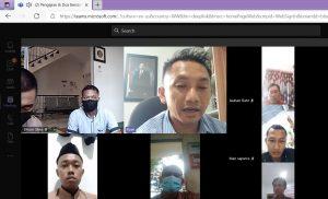 Read more about the article PPKM Darurat , PTP Tetap Ajak Satpamnya Yasinan & Doa Bersama secara Daring