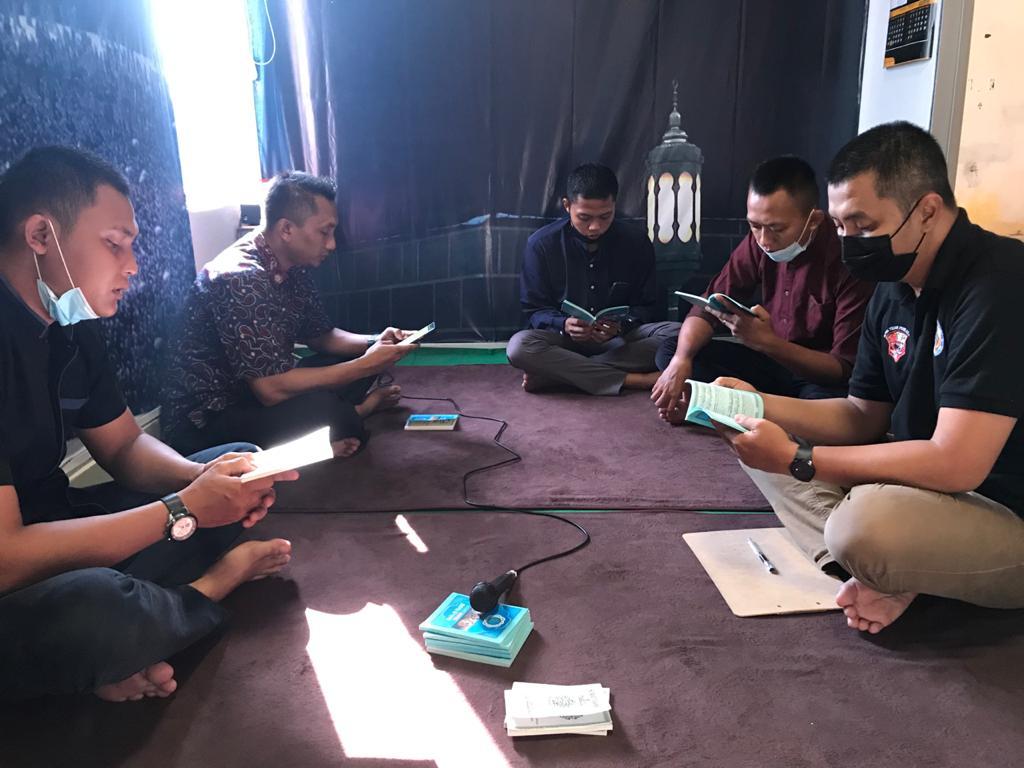 Read more about the article Pengajian Rutin Majelis At Tauhid PTP : Berkurban Idul Adha membawa Berkah