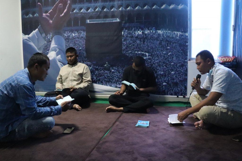 doa bersama dan yasinan - PTP -  (1)