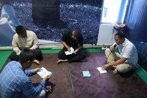Read more about the article PTP adakan Doa Bersama dan Yasinan Rutin, Harap Pandemi Berakhir