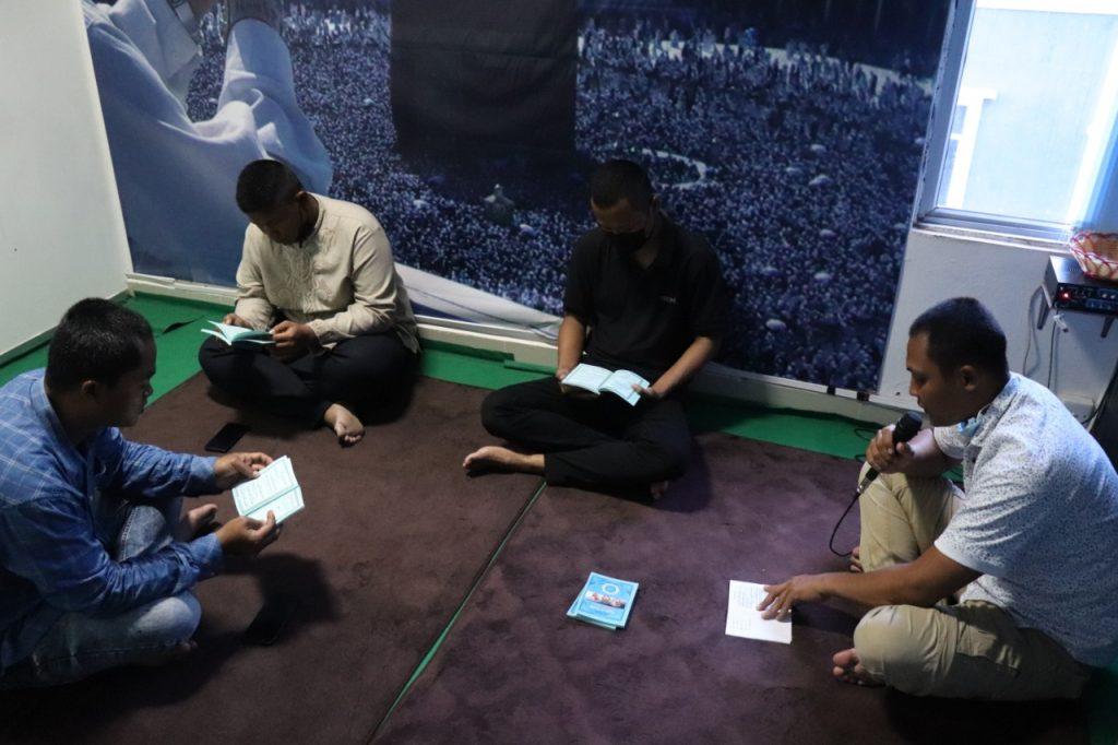 doa bersama dan yasinan - PTP -  (3)