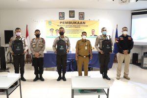 Read more about the article Tingkatkan Kemampuan Satpam, PTP Laksanakan Pelatihan Gada Madya Angkatan XII
