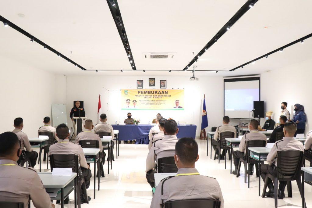 Pelatihan Satpam Gada Madya di Kota Batam - Putra Tidar Perkasa - 2