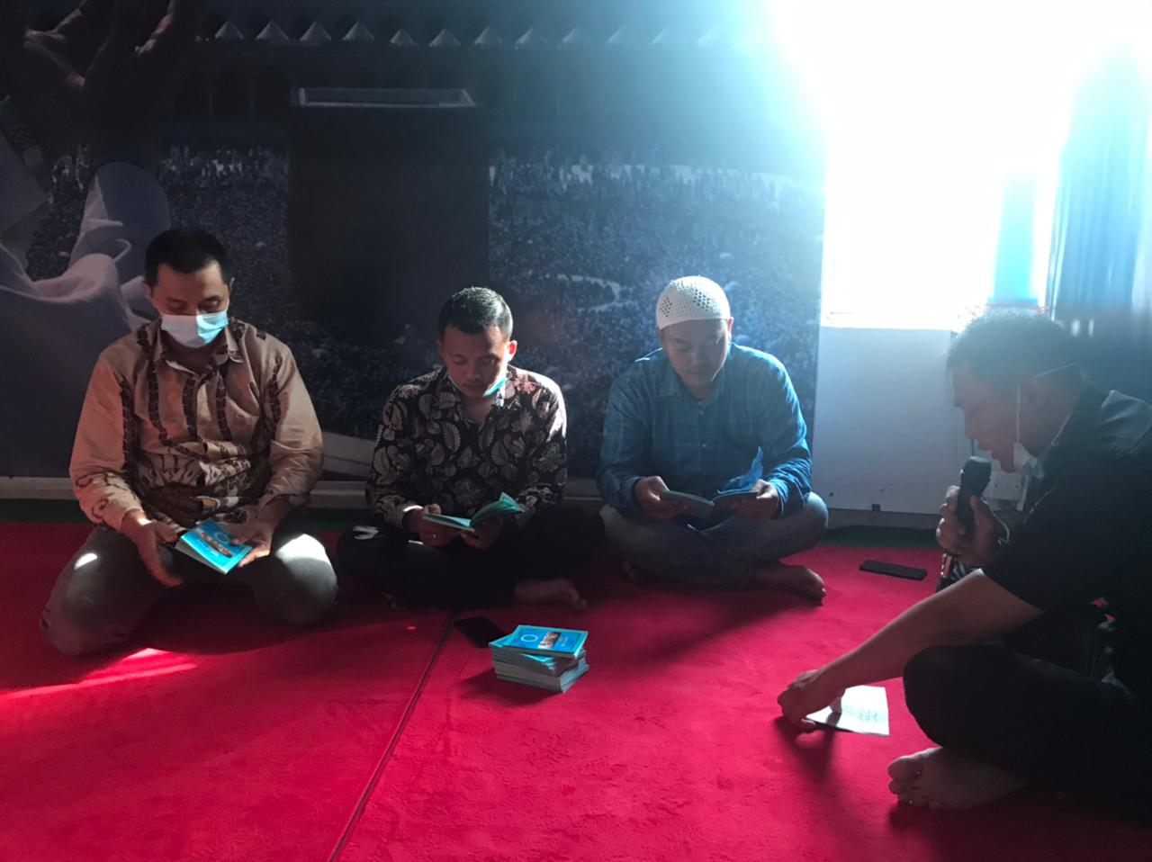 You are currently viewing Dekatkan diri kepada Yang Maha Kuasa, PTP Ajak Yasinan & Doa Bersama