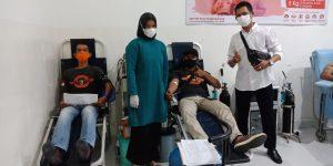 Read more about the article Peringati HUT PMI, Ratusan Satpam PTP ikuti Donor Darah