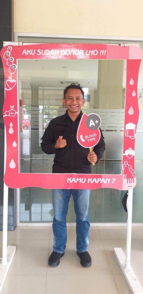 Donor Darah di PMI Kota Batam -  Satpam PTP (4)