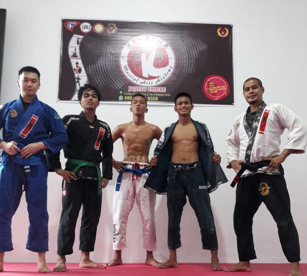 Dukung Atlet Jujitsu PON XX Papua - Putra Tidar Perkasa (1)