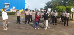Read more about the article PTP Kembali Mengelola Keamanan Perusahaan PT Singatac Bintan