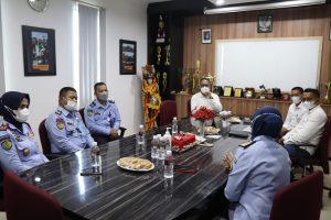 Read more about the article PTP Terima Kunjungan Kadivpas Kepri Bahas Pokmas Lipas