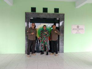 Read more about the article Pererat Hubungan, PTP Silahturahmi ke Kodim 0317/ TBK